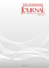 The European Journal of Applied Economics